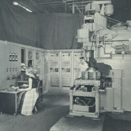 "the first operational ""numeric control"" milling machine at MIT in 1951."