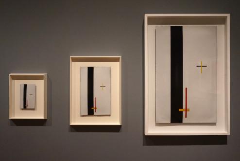 "Laszlo Moholy-Nagy's ""EM 2 (Telephone Picture)"", 1923."