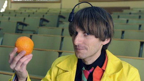 Neil Harbisson.